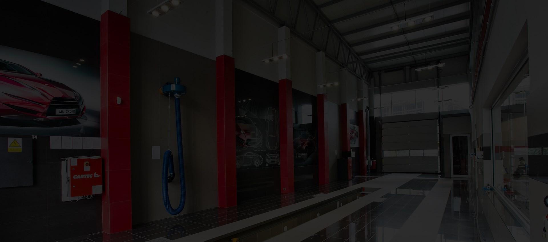 Podstawowa stacja kontroli pojazdów Mińsk Mazowiecki