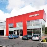 budynek Auto Serwis Koperscy & Mastalerz