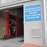 stacja kontroli pojazdów Mińsk Maz